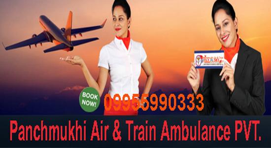 News for Service Updates in Panchmukhi Air Ambulance in Kolkata to Bangalore